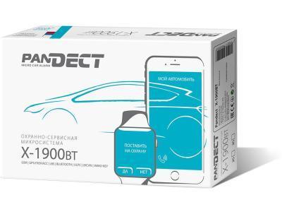 Автосигнализация PanDect X-1900BT 3G