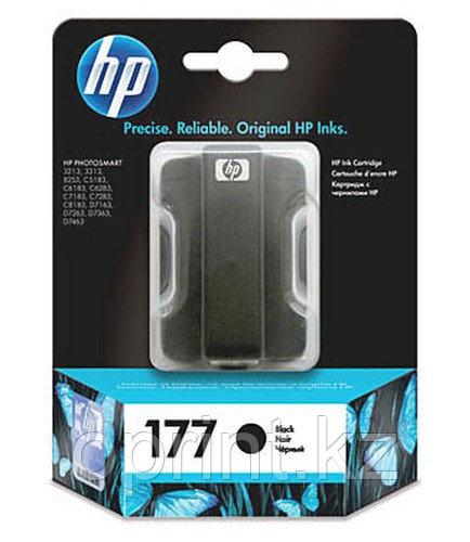 Картридж HP 177 черный