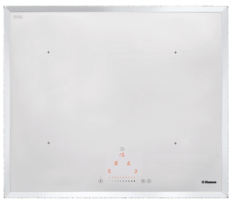 Встраиваемая стеклокерамическая поверхность Hansa BHIW-68340