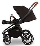 Детская коляска 2 в 1 MOON ReSea S Black, фото 5
