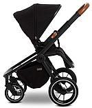Детская коляска 2 в 1 MOON ReSea S Black, фото 6