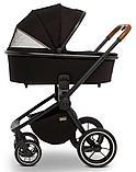 Детская коляска 2 в 1 MOON ReSea S Black, фото 3