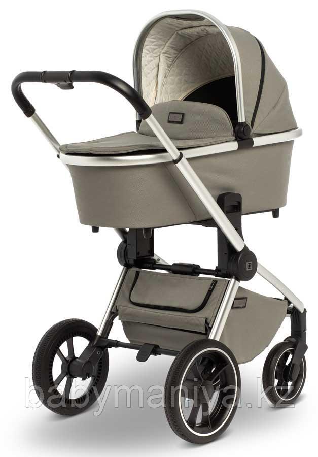 Детская коляска 2 в 1 MOON ReSea S Taupe