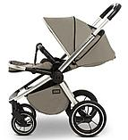 Детская коляска 2 в 1 MOON ReSea S Taupe, фото 6