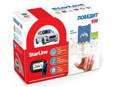 Автосигнализация StarLine B96 Победит