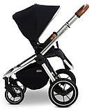 Детская коляска 2 в 1 MOON ReSea S Navy blue, фото 4