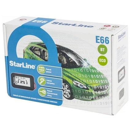 Автосигнализация StarLine E66 BT ECO, фото 2