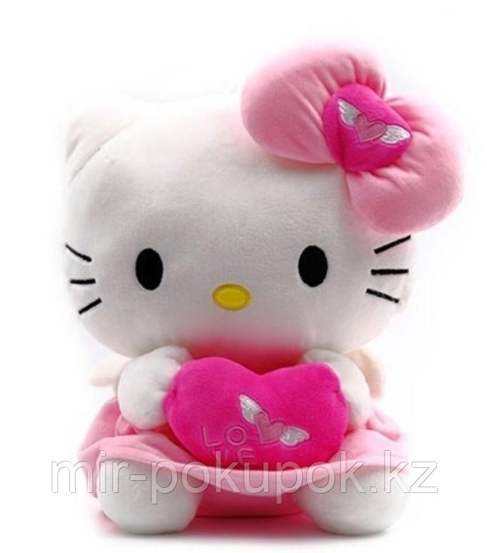 Мягкая игрушка котенок Китти (Hello Kitty)