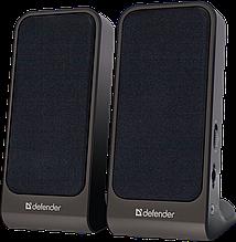 Defender 65220 SPK-225, Активная система 2.0, 2x2 Вт, USB пит, раз. д. науш.