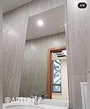 Настенное зеркало в ванную, фото 2