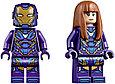 """76144 Lego Super Heroes """"Мстители Финал"""" Спасение Халка на вертолёте, Лего Супергерои Marvel, фото 7"""