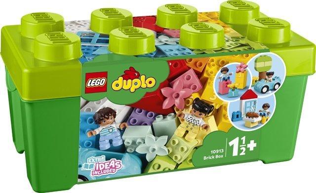 10913 Lego Duplo Коробка с кубиками, Лего Дупло