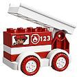 10917 Lego Duplo Пожарная машина, Лего Дупло, фото 2