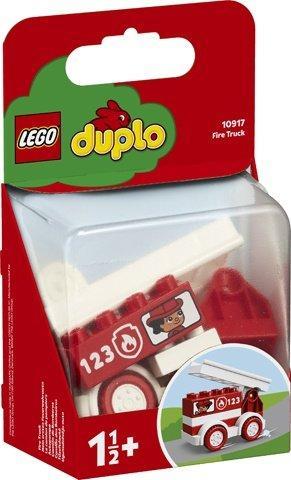 10917 Lego Duplo Пожарная машина, Лего Дупло