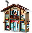 60203 Lego City Горнолыжный курорт, Лего Город Сити, фото 6