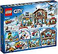 60203 Lego City Горнолыжный курорт, Лего Город Сити, фото 2
