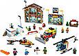 60203 Lego City Горнолыжный курорт, Лего Город Сити, фото 3