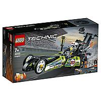 42103 Lego Technic Драгстер, Лего Техник