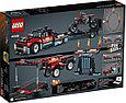 42106 Lego Technic Шоу трюков на грузовиках и мотоциклах, Лего Техник, фото 2