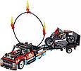 42106 Lego Technic Шоу трюков на грузовиках и мотоциклах, Лего Техник, фото 3