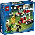 60247 Lego City Лесные пожарные, Лего Город Сити, фото 2
