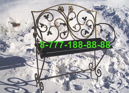 Столы и скамейки на кладбище №28, фото 2