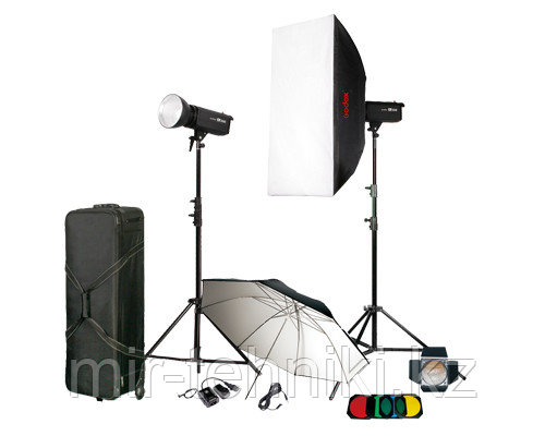 Набор импульсного света Godox DP-800 II (2 в 1)
