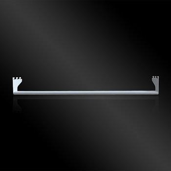 Торговое оборудование - Вешало-планка прилегающая Vertical S=15*30mm, 900*70mm