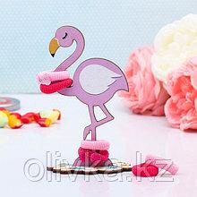"Органайзер для резинок и бижутерии ""Фламинго"""