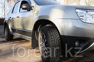 Брызговики Renault Duster 2010-