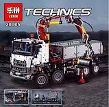 Конструктор аналог lego Technic 42043 Lepin Техник (Technic) Мерседес-Бенц Арокс 20005/(King 90005) 3245 дет, фото 2