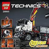 Конструктор аналог lego Technic 42043 Lepin Техник (Technic) Мерседес-Бенц Арокс 20005/(King 90005) 3245 дет, фото 8