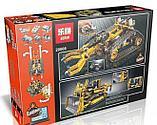 Конструктор аналог Лего Technic 8275 LEGOTechnicBulldozer  LEPIN 20008, фото 2