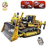 Конструктор аналог Лего Technic 8275 LEGOTechnicBulldozer  LEPIN 20008, фото 4
