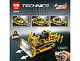 Конструктор аналог Лего Technic 8275 LEGOTechnicBulldozer  LEPIN 20008, фото 10