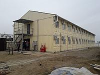 Вахтовый городок из 40 футовых контейнеров, фото 1