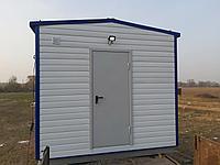 Блочно-модульное здание, фото 1