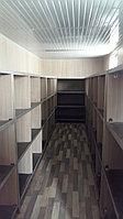 Утепленный контейнер под склад хим. средств 40ф