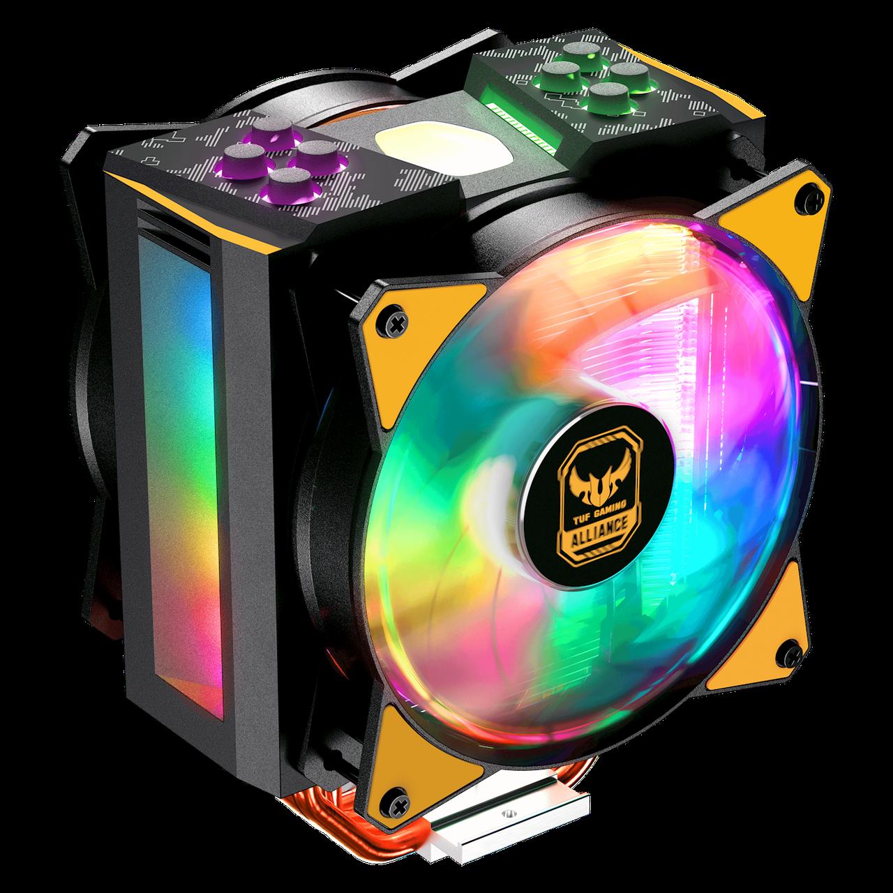 Вентилятор для CPU CoolerMaster MasterAir MA410M TUF