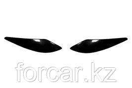 Накладки на задние фонари (Реснички) Skoda Fabia Combi -, фото 2