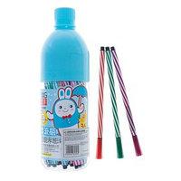 Фломастеры, 36 цветов, в пластиковой бутылке, вентилируемый колпачок, 'Полоски', МИКС