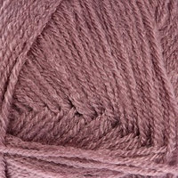Пряжа 'Adelia Natali' 100 акрил 300м/50гр (23 св.серо-фиолетовый) (комплект из 2 шт.)