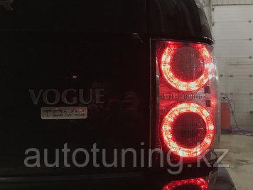 Рестайлинговые фонари на Range Rover Vogue 2002-2012 г.