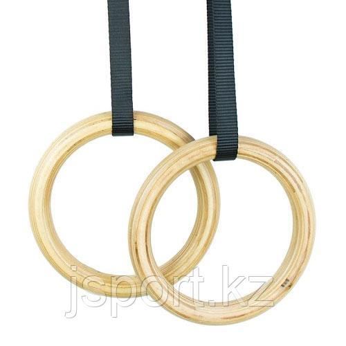 Кольца гимнастические из дерево