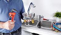 Ликвидация обнаруженных протечек в местах соединений элементов сантехники.