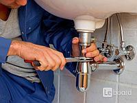Прокладка трубы к водорозетке длиной свыше 3,5 м в Алматы. Услуги сантехника