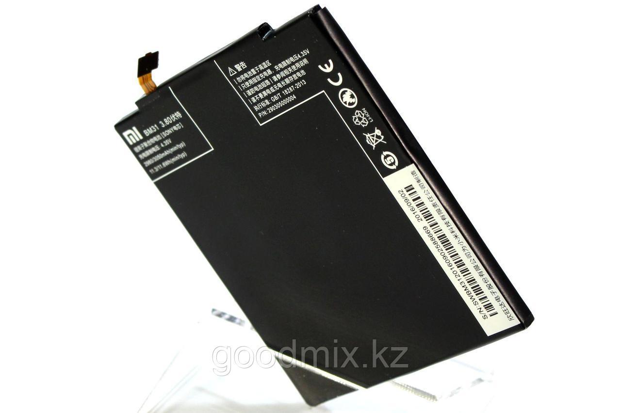 Аккумулятор для Xiaomi Mi3 (BM31, 3050 mah)