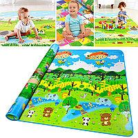Моющиеся развивающие игровые коврики (маты) для детей в ассортименте