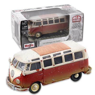 """*1/25 Maisto Volkswagen Van """"Samba"""""""
