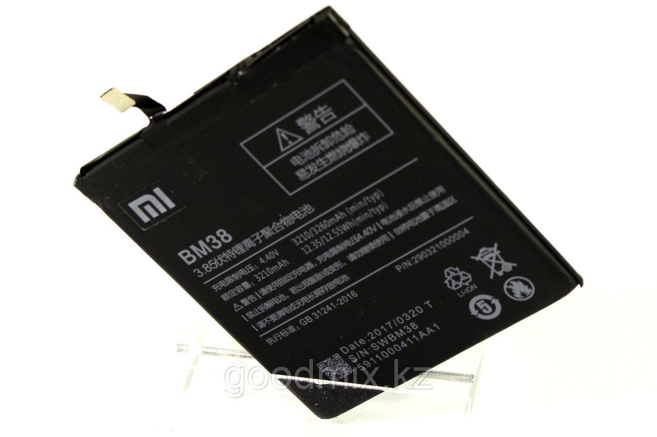 Аккумулятор для Xiaomi Mi4s (BM38, 3210 mah)